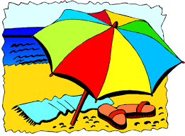 Image result for beach day clip art