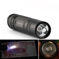 <b>Convoy</b> S2+ Nichia 365nm UV LED 1Mode OP Reflector Flashlight ...