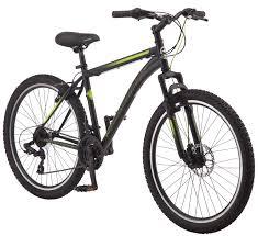 """Schwinn Sidewinder Mountain Bike, 26"""" wheels, <b>mens</b> frame, black ..."""