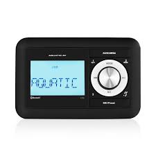 Compact Bluetooth & <b>USB Waterproof</b> Marine Stereo CP6