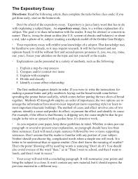 cover letter examples of expository writing essays examples of cover letter expository essays featured documents expository essay samplesexamples of expository writing essays extra medium size