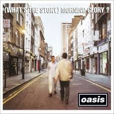 אלבום לאי בודד - ? <b>Oasis</b> - (<b>Whats the</b> Story) Morning Glory by ...