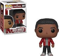 Funko Miles Morales: Spider-Man x POP! Games ... - Amazon.com