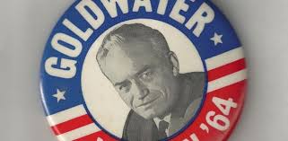 Image result for goldwater 1964