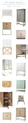 silver french bedroom chair cff stylish bar cabinet roundup from coco kelley light and feminine