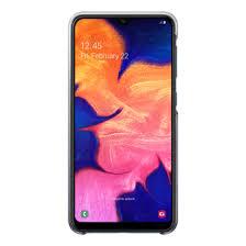 Силиконовый <b>чехол</b> для <b>Samsung Galaxy</b> A10 черный - купить ...