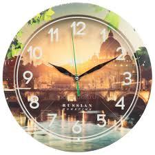 <b>Часы настенные Вега</b> Рассвет П1-263/7-263 в Москве: отзывы ...
