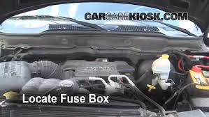 replace a fuse 2003 2005 dodge ram 2500 2003 dodge ram 2500 5 7 replace a fuse 2003 2005 dodge ram 2500 2003 dodge ram 2500 5 7l v8 crew cab pickup 4 door