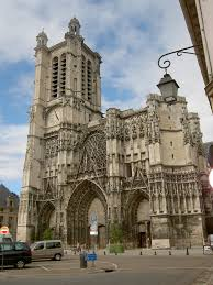 Image result for troyes cathedral