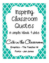 Image gallery for : quotes for the classroom