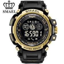SMAEL New Men's Smart Sport Watches Stopwatch Digital ... - Vova