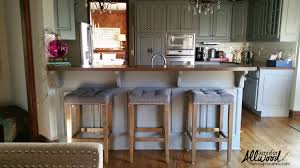 Kitchen Cabinet Painting Our Kitchens New Gray Cabinets Are Gorgeous