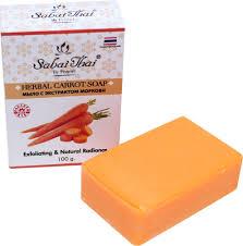 Мыло с экстрактом <b>моркови</b> 100 гр — купить в интернет ...