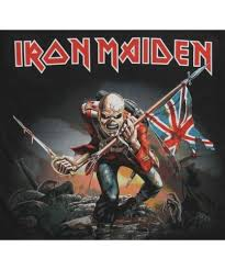 Image result for iron maiden the trooper