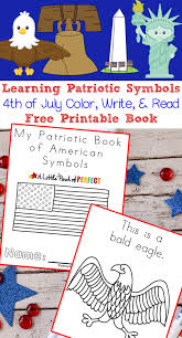 learning patriotic symbols printable book includes the class work preschool preschool bulletin patriotic activities for preschool statue of liberty activities for kids liberty bell activities
