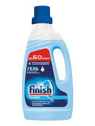 <b>Finish</b> classic <b>гель</b> средство для мытья посуды для <b>пмм</b>, 1000мл ...