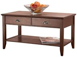 Foremost CFH10222-<b>FMD</b> Sheridan <b>Coffee Table</b>, Walnut: Amazon ...