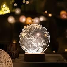 <b>3D LED Night Light</b> - ApolloBox