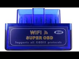 Как подключить сканер <b>OBD2</b> по Wi-Fi - YouTube