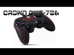 <b>Геймпад Crown CMG-706</b> - YouTube
