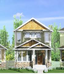 Craftsman House Plans  carldrogo comcraftsman house plans for narrow lots