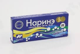 <b>Наринэ 180мг</b> капс <b>N20</b> БАД - цена от 255 руб., купить в онлайн ...