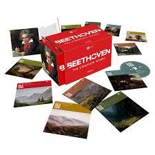 Beethoven: The <b>Complete Works</b> (80CD)   Warner <b>Classics</b>