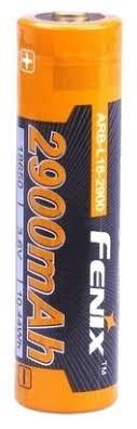<b>Аккумулятор</b> Li-Ion 2900 мА·ч <b>Fenix ARB</b>-<b>L18</b>-2900 — купить по ...