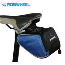 ROSWHEEL велосипедная сумка <b>непромокаемая Сумка</b>-седло ...