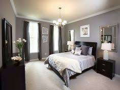 grey walls and curtains with dark bed and tables for master bedroom veryme veryredrow bedroom gray walls