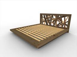 arata piece platform bedroom