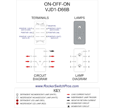 rocker switch on off on dpdt 2 dep lights Wiring A Dpdt On Off On Toggle Switch on off on rocker switch wiring diagram Dpdt Toggle Switch Wiring Diagram for Stereo Input