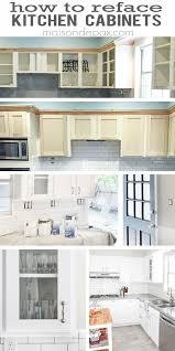 resurfacing kitchen pinterest design