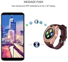 Buy Atina <b>V8 Bluetooth Touch Screen</b> Sport Smart Wrist Watch with ...