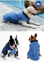 Cold <b>Winter Dog Pet</b> Coat Jacket Vest Warm Outfit <b>Clothes</b> for Small ...