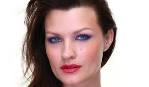 makeup eighties style