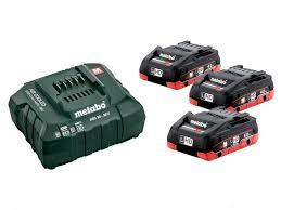 Комплект 3 x LiHD 18V 4 0Ah ЗУ ASC 30 36 685132000 зарядное ...