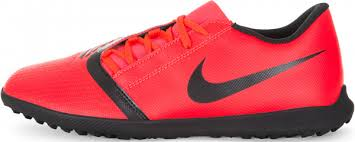<b>Бутсы</b> мужские <b>Nike Phantom Venom</b> Club TF Красный цвет ...