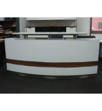 soho bow front reception counter desk bow front reception counter office reception desk