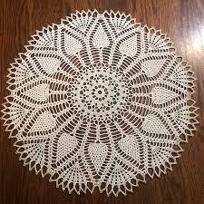 New Year 2018 Doily pattern by Olga Poltava - Ravelry