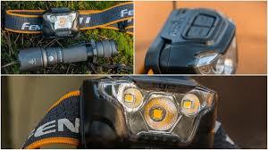 <b>Налобный фонарь Fenix HL18R</b> - легкий, универсальный с ...