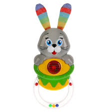 Музыкальная <b>развивающая игрушка</b> Заяц HT798-R <b>ТМ Умка</b> ...