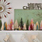 Елочки из <b>щеток для мытья бутылок</b> | Новый год | Christmas ...