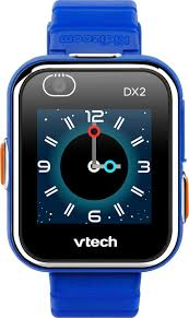 <b>VTech Kidizoom DX2 Smartwatch</b> Royal blue 80-193800 - Best Buy