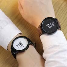 Новые <b>парные</b> часы <b>King &</b> Queen, кожаные кварцевые часы ...