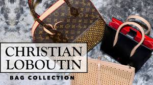 My CHRISTIAN <b>LOUBOUTIN</b> Bag Collection | <b>LUXURY</b> FASHION ...