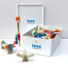LUCO – <b>Wooden</b> Building <b>Block Toys</b>