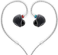 <b>Вставные Hi-Fi наушники</b> FiiO FH5 black купить в интернет ...