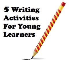 ESL Writing Activities For Children   ESL Kids Games   ESL Kids