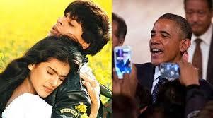 US President Barack Obama quotes Shah Rukh Khan's 'senorita ... via Relatably.com